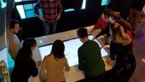 Dijital Toplantı Masaları