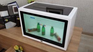 Transparan Ekranlar