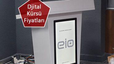 Dijital Kürsü Nedir Fiyatları Nelerdir?