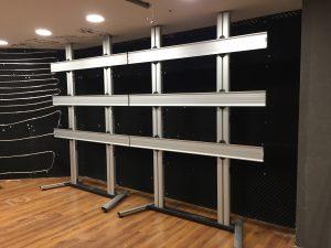 videowall askı sistemi