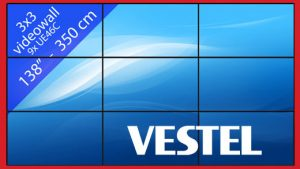 Vestel Videowall